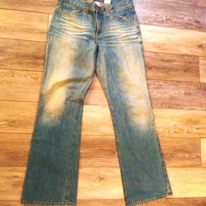 Lucky jeans bootcut size 8
